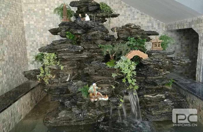 济南工程景观