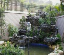 济南庭院景观