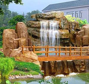 济南真石假山多少钱