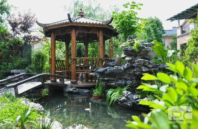 济南生态园景观